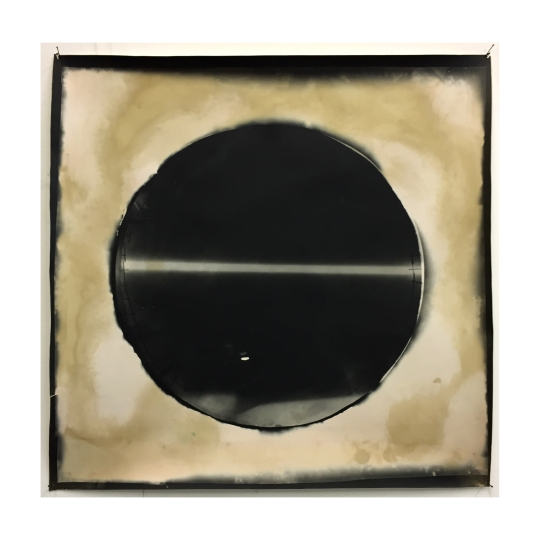 orbiting sun